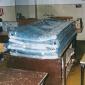 leżanki do samochodów ciężarowych - pakowanie